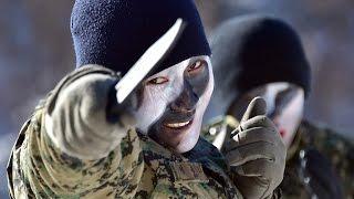 Подготовка Спецназа Кореи