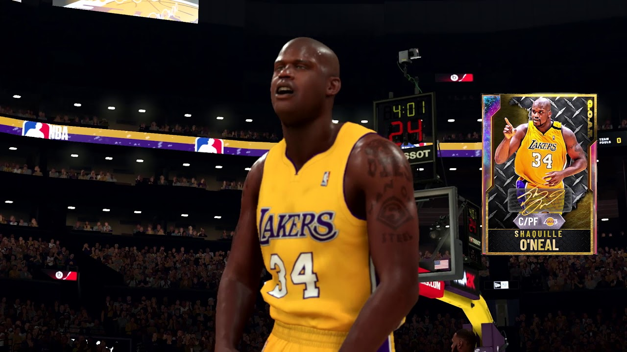 NBA 2K20 MyTEAM: Flash Packs 9