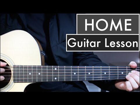 Home - One Direction | Guitar Lesson (Tutorial) Easy Chords - YouTube