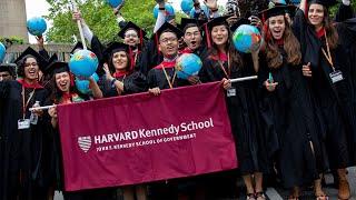 Memories and Highlights from 2018-2019: Harvard Ke