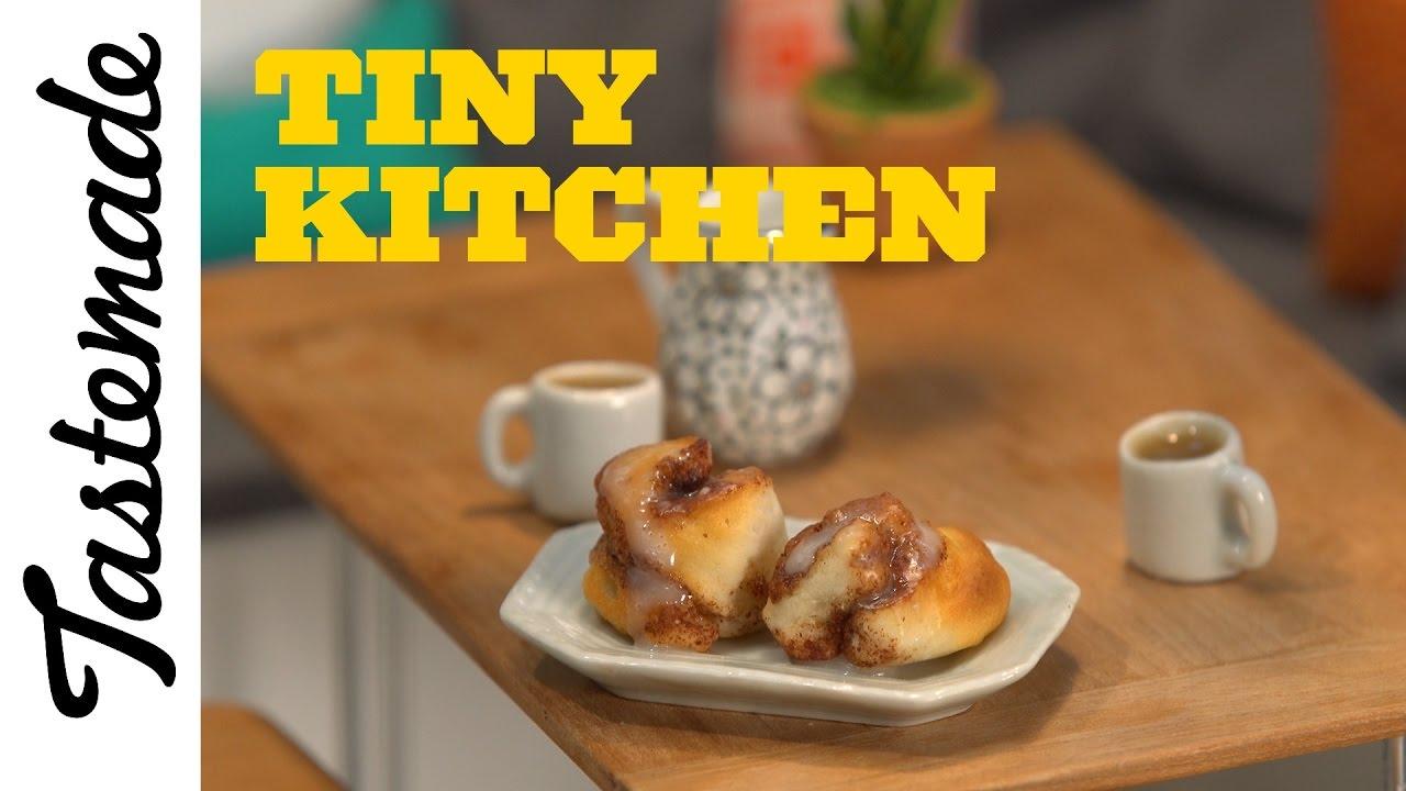 Tastemade tiny kitchen instagram