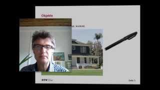 Interaktive Medien 1, Web Applikationen: Klassen und Objekte
