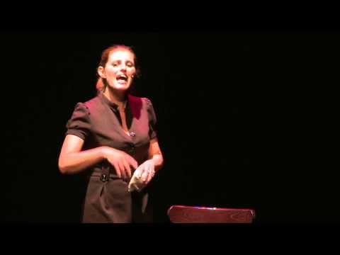 Sandrine Sarroche: la Portugaise