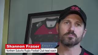 Shute Shield 2018 | Round 5 Preview w Norths Rugby Shannon Fraser