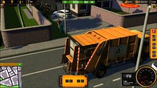 DGA Plays: RECYCLE: Garbage Truck Simulator (Ep. 1 - Gameplay / Let's Play)