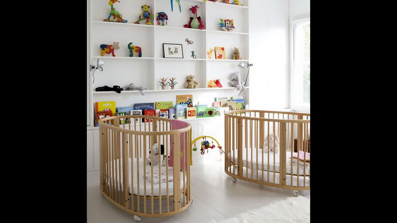 Incredible Twin Baby Nursery Ideas YouTube