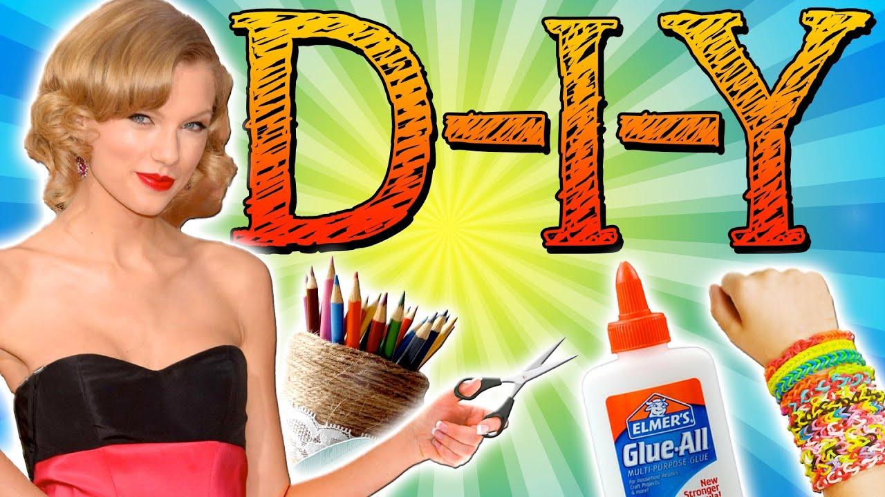 Taylor Swift Inspired Diy Rainbow Loom Fashion And Diy
