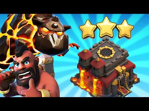 WHICH IS BETTER? GROUND vs AIR TH10 Attack Strategy | Clash of Clans