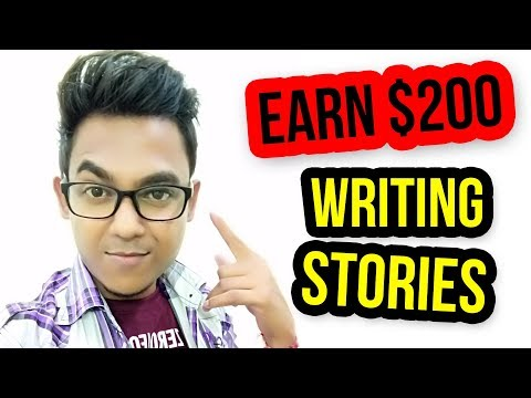 Earn Up To $200 By Writing Short Stories/Parenting Articles