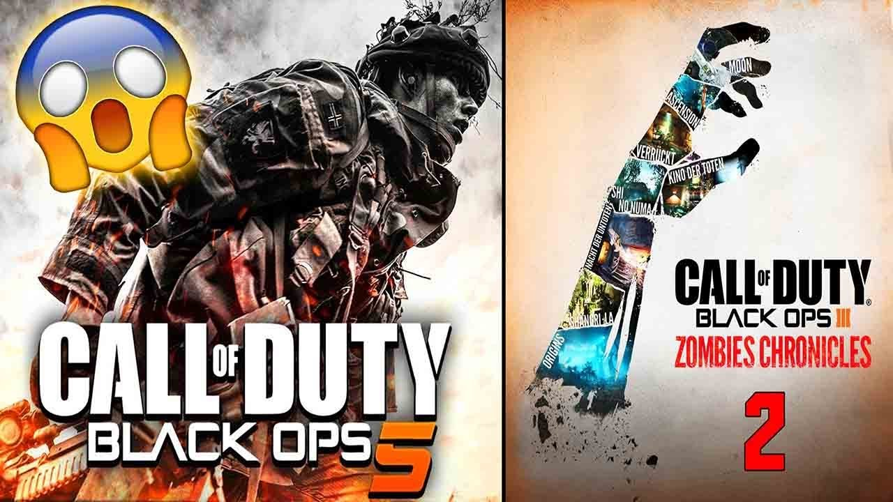 Black Ops 5 Zombies Chronicles 2 Call Of Duty Zombies Youtube