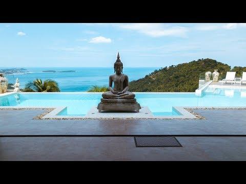 Luxury Villa | Koh Samui, Thailand | MAVIC PRO | 4K | #144ONTOUR