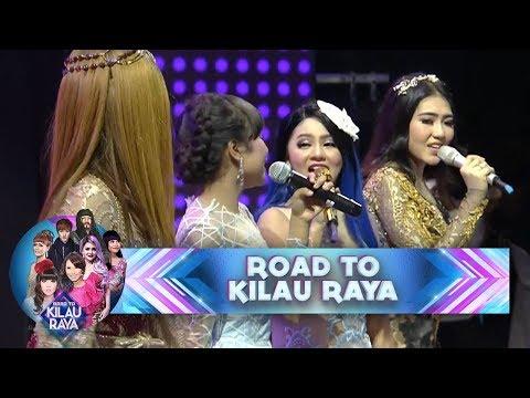 Pertama Kali! Via Vallen, Tasya Rosmala, Inul, Jenita Janet SIMALAKAMA - Road To Kilau Raya (21/1)