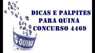 Baixar DICAS DA QUINA 4469 RUMO AOS 5 PONTOS  E BOA SORTE