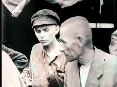 Befreiung der Häftlinge im KZ Mittelbau-Dora [1945]