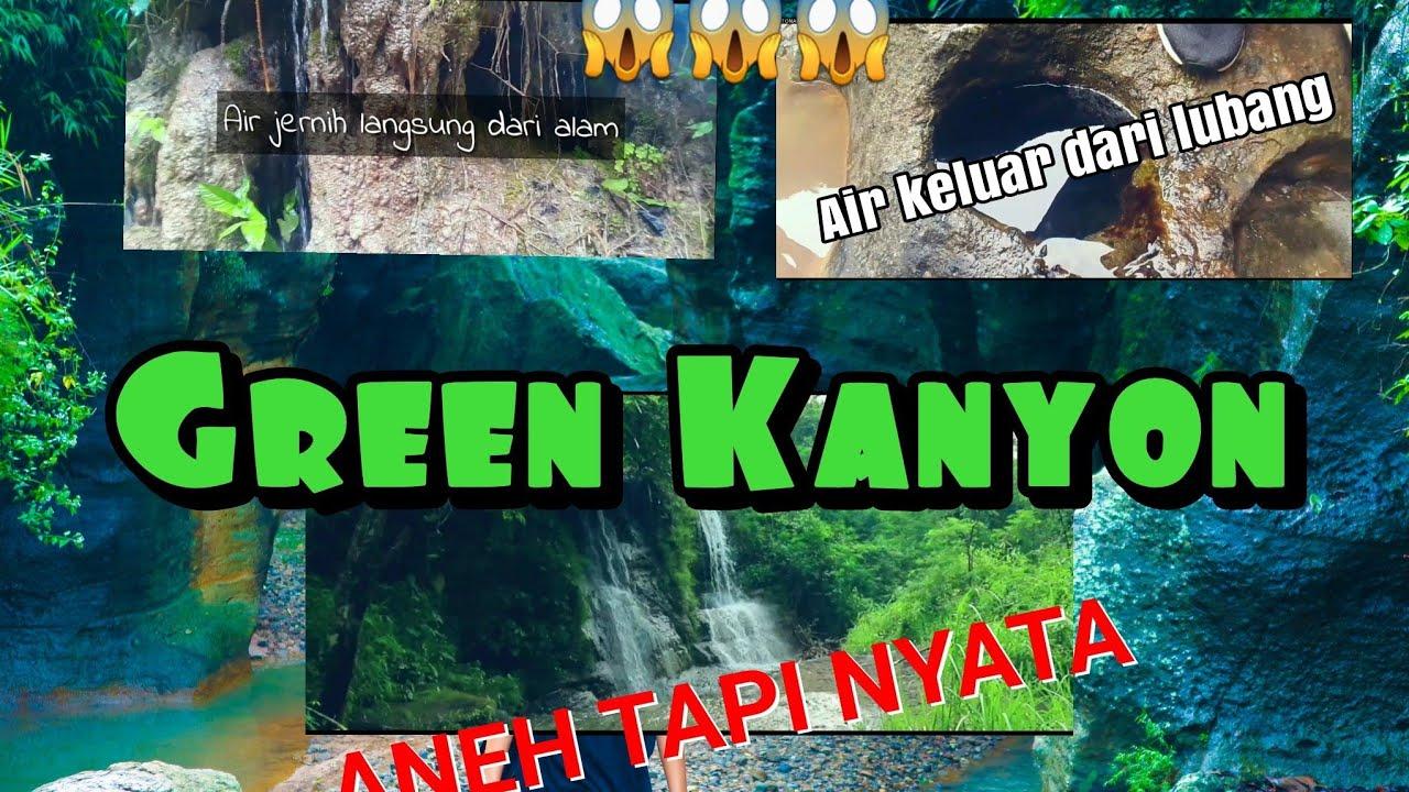 GREEN KANYON CIKAHURIPAN 2020    Kab. Bandung Barat - YouTube