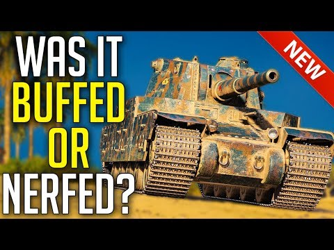 Did They BUFF or NERF Type 5 Heavy? ► World of Tanks Type 5 Heavy Review - Update 1.5 thumbnail