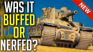 Did They BUFF or NERF Type 5 Heavy? ► World of Tanks Type 5 Heavy Review - Update 1.5