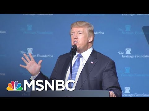 Flattery Will Get You Everywhere With Donald Trump | All In | MSNBC