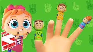 The Finger Family Songs For Kids | Baby Finger | Mommy FInger | Nursery Rhymes and Children Song