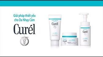 Mỹ phẩm Curel chính hãng Nhật Bản