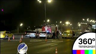 Один человек погиб и еще один пострадал в аварии на Рязанском проспекте - ANEWS