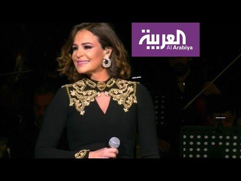 الفنانة اللبنانية كارول سماحة: المرأة السعودية -صبورة جدا-  - 20:58-2020 / 1 / 17