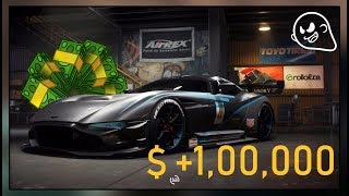 [EASY MONEY] Need for Speed Payback - 40K in 2 Mins [Supercar Race]