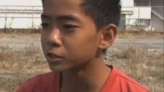 Football Video: Tondo boy has the world at his feet