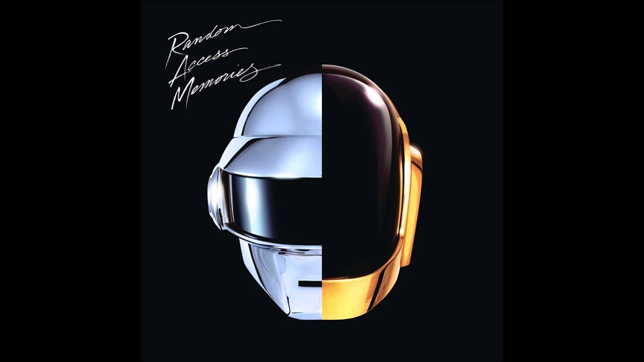 Daft Punk (feat. Todd Edwards) - Fragments of Time [Random Access Memories]