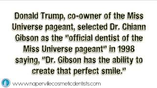 Dr. Chiann Gibson, Leader of Naperville Cosmetic Dentists, Scores Touchdowns for Superstar Clients Thumbnail