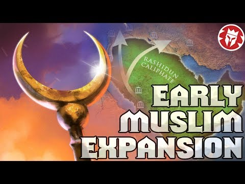 Early Muslim Expansion - Khalid, Yarmouk, al-Qadisiyyah DOCUMENTARY