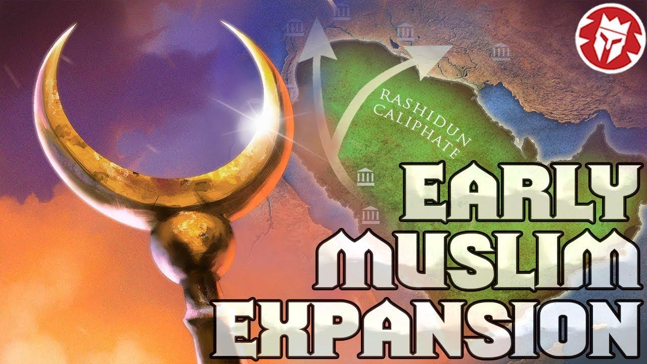 Download Early Muslim Expansion - Khalid, Yarmouk, al-Qadisiyyah DOCUMENTARY