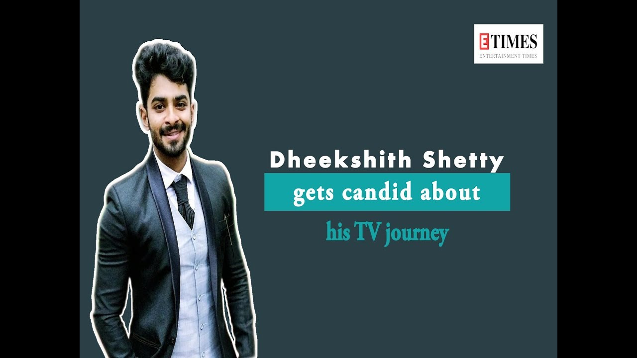 Naagini fame Dheekshith Shetty gets candid about his TV
