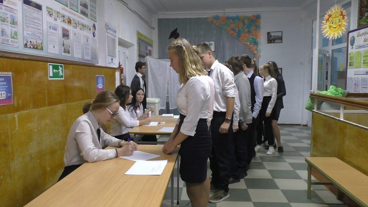 Школьные выборы