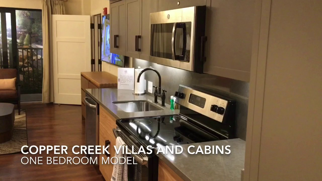 Copper Creek One Bedroom Model Walk Through Youtube