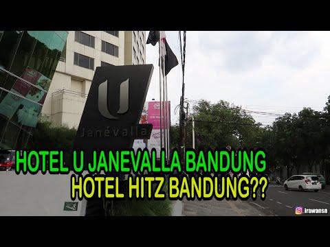 REVIEW HOTEL U JANEVALLA BANDUNG FEAT SALLYNURH