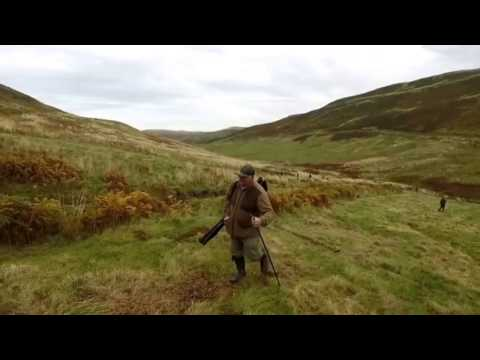 Mick Skipper Shooting Scotland October 2016