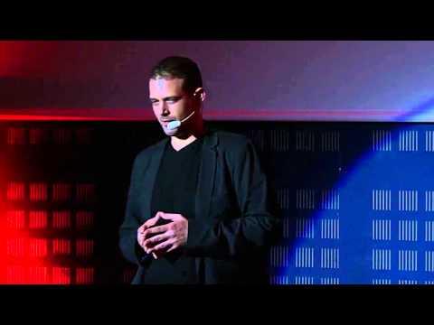 """""""Si on cherche à dominer, on est déjà vaincu"""" par Luke Archer pour TEDxLaRochelle"""
