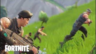 Fortnite dub (Last two kills quick scope)