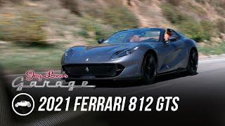homepage tile video photo for 2021 Ferrari 812 GTS - Jay Leno's Garage