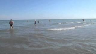 bibione spiaggia di pluto e la lu