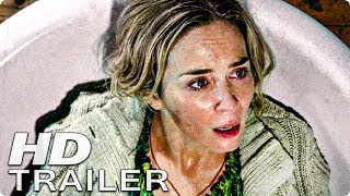 A QUIET PLACE Trailer 2 Deutsch German (2018)