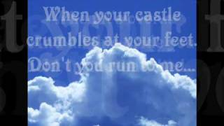 3 Doors Down - When its over Lyrics