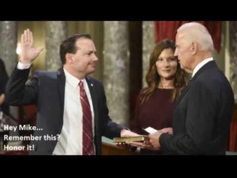 BOLO out on Utah Senator Mike Lee - Jared Green - 8/4/17