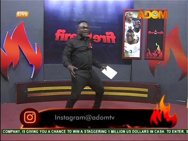 Fire 4 Fire on Adom TV (13-8-18)