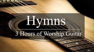 70 Timeless Hymns - Instrumental Christian Worship - Worship Guitar 4k