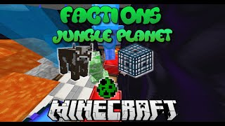 """Cow Spawner RAID!"" Minecraft Factions Cosmic Pvp Jungle Planet #8 w/MsterHunter"
