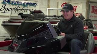 Ranger Boats Z519 Walkthrough w/ Joe Thomas