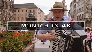 Munich in 4K