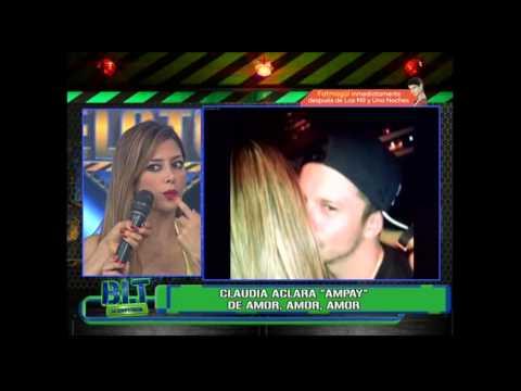 Mira la explicación de Claudia Ramírez sobre su ampay con Mario Hart